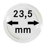 Münzkapseln 23,5mm, 1 Stück