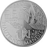 10 Euro Gedenkmünze Frankreich 5g Silber
