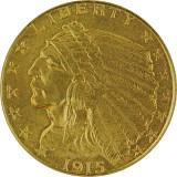 2,5 Dollar American Indian Head 3,76g Gold
