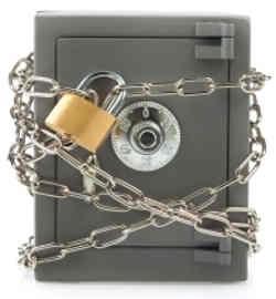 Sichere Verwahrung Ihre Edelmetalle ausserhalb des Bankensystems