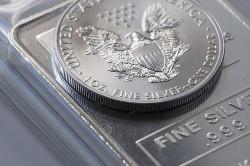 Silbermünzen und Silberbarren kaufen