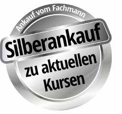 Silber online verkaufen an Edelmetalle direkt
